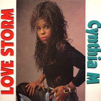 Cynthia M - Love Strorm