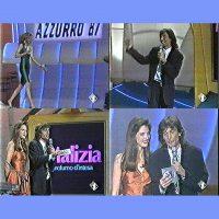 Azzurro 87 - Trasmissione TV Italia1