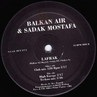 Balkan Air - Lafrak