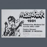 Feedback - Modena Rock 1981